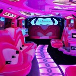 Pink Hummers Perth - Pink Limos